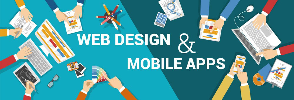 WEB DESIGN & MOBILE APPS デザイン事業